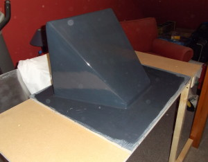 Crash box mould
