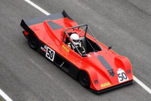 Racing at Silverstone in August